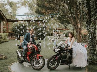 El matrimonio de Carolina y Jeysson