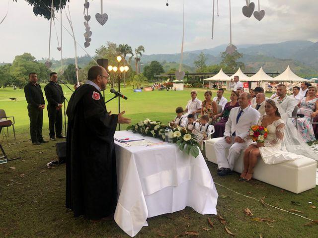 El matrimonio de Jim y Lorena  en Manizales, Caldas 3