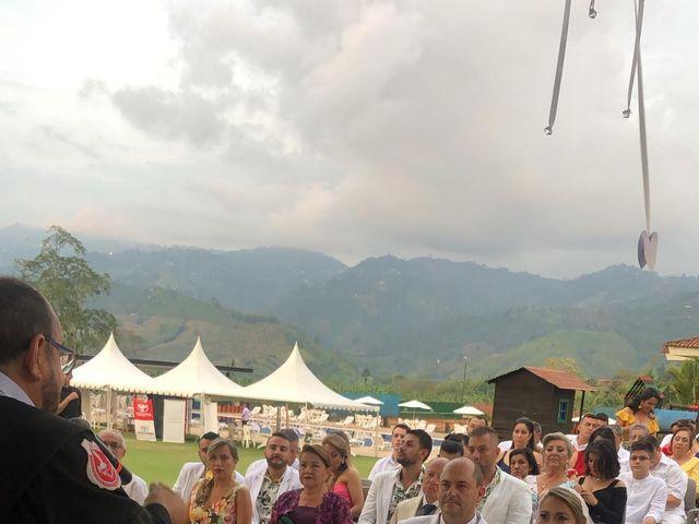 El matrimonio de Jim y Lorena  en Manizales, Caldas 5