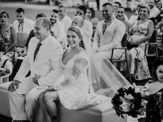 El matrimonio de Jim y Lorena  en Manizales, Caldas 28