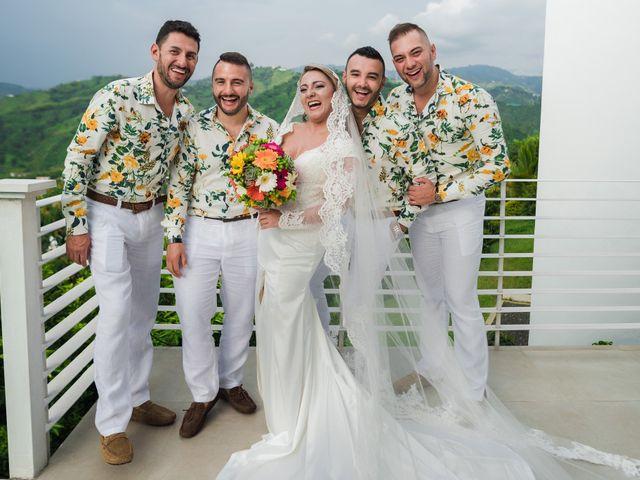 El matrimonio de Jim y Lorena  en Manizales, Caldas 30