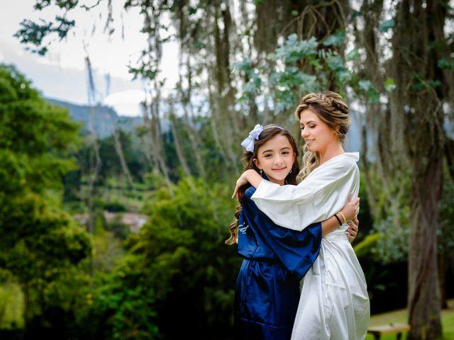 El matrimonio de Álex y Astrid en Medellín, Antioquia 6