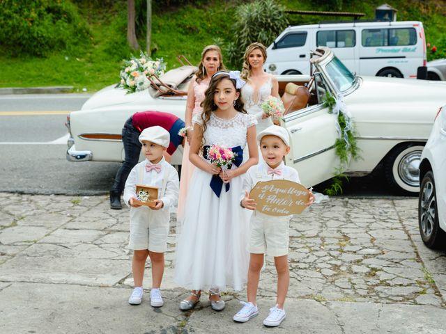 El matrimonio de Álex y Astrid en Medellín, Antioquia 14