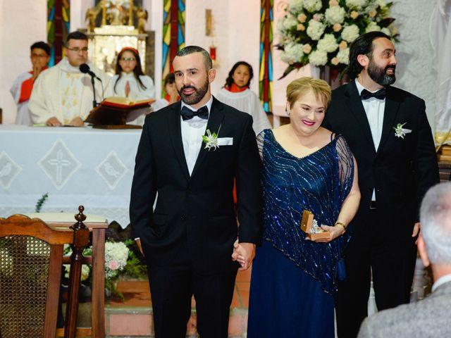 El matrimonio de Álex y Astrid en Medellín, Antioquia 17
