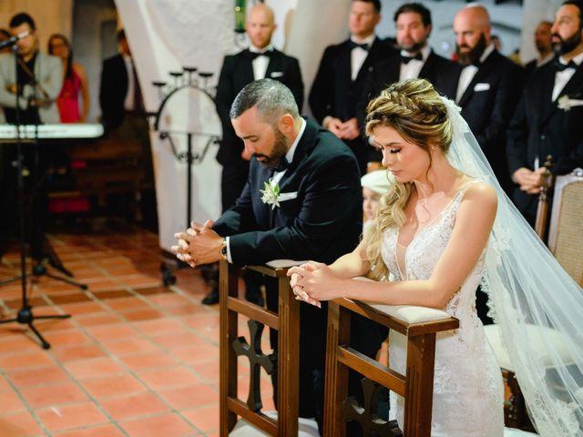 El matrimonio de Álex y Astrid en Medellín, Antioquia 20