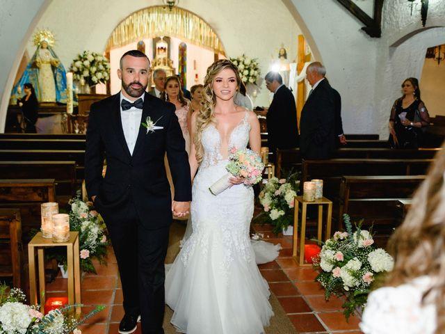 El matrimonio de Álex y Astrid en Medellín, Antioquia 21
