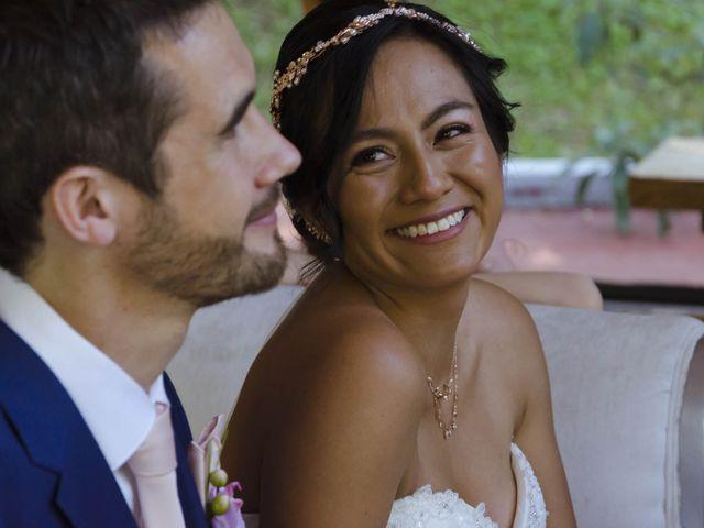 El matrimonio de Melissa y Vivien