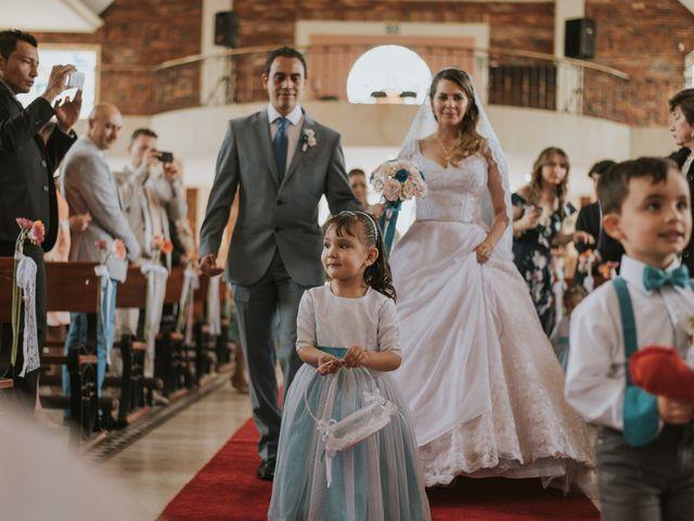 El matrimonio de Jeysson y Carolina en Bogotá, Bogotá DC 14