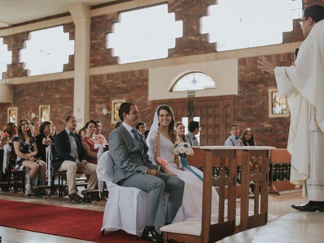 El matrimonio de Jeysson y Carolina en Bogotá, Bogotá DC 15