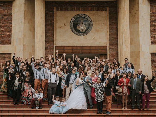 El matrimonio de Jeysson y Carolina en Bogotá, Bogotá DC 24