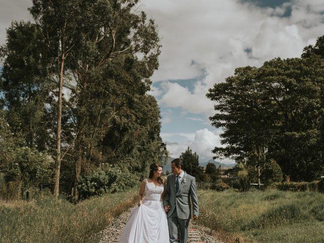 El matrimonio de Jeysson y Carolina en Bogotá, Bogotá DC 25