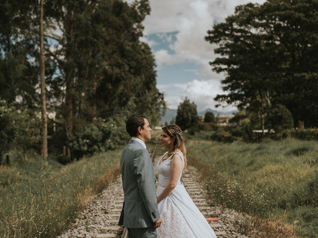 El matrimonio de Jeysson y Carolina en Bogotá, Bogotá DC 27