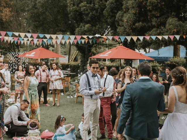 El matrimonio de Jeysson y Carolina en Bogotá, Bogotá DC 41