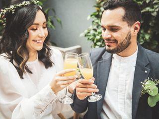 El matrimonio de Juliana y Julián 1