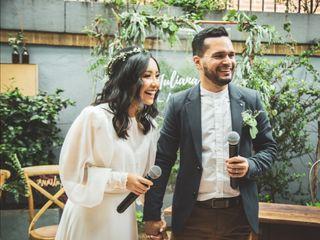 El matrimonio de Juliana y Julián