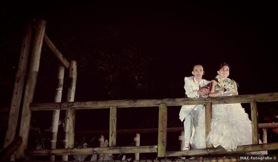 El matrimonio de Wilson y Maria en Ibagué, Tolima