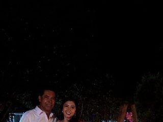 El matrimonio de Lorena Martinez y Felipe Ramirez  1