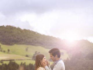 El matrimonio de Jenny y Manuel 3