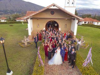 El matrimonio de Jenny y Manuel