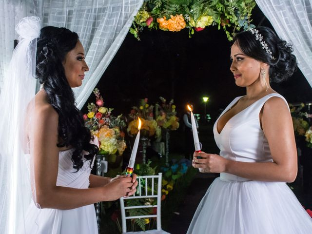 El matrimonio de Jhoanna y Shirley en Cali, Valle del Cauca 4