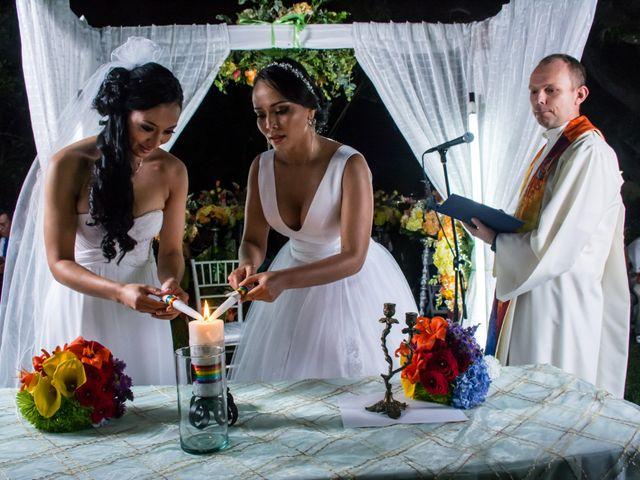 El matrimonio de Jhoanna y Shirley en Cali, Valle del Cauca 5