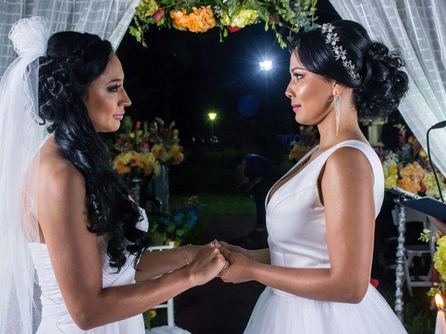 El matrimonio de Jhoanna y Shirley en Cali, Valle del Cauca 6