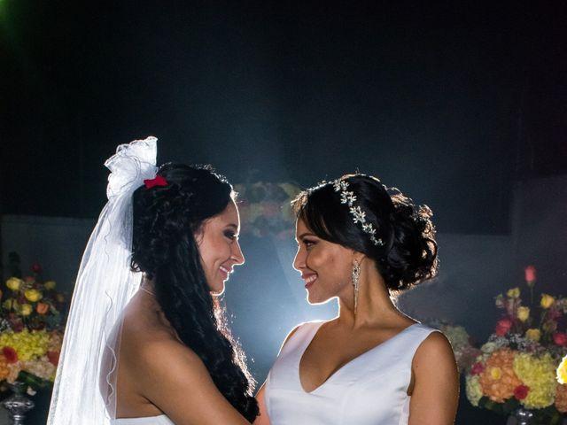 El matrimonio de Jhoanna y Shirley en Cali, Valle del Cauca 14