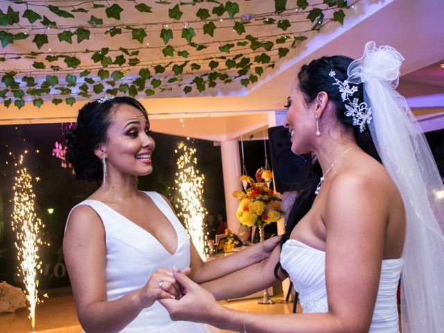 El matrimonio de Jhoanna y Shirley en Cali, Valle del Cauca 17