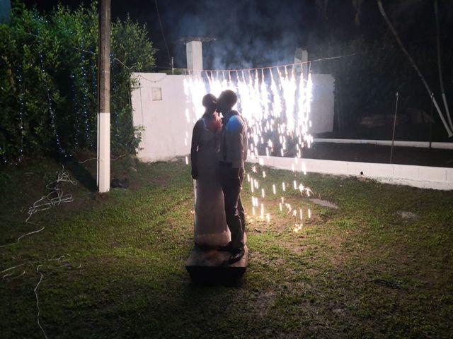 El matrimonio de Lorena Martinez y Felipe Ramirez