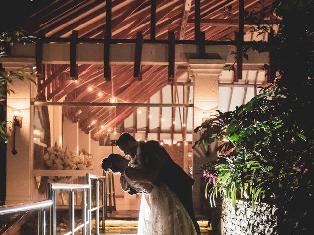 El matrimonio de Jenny y Juan David
