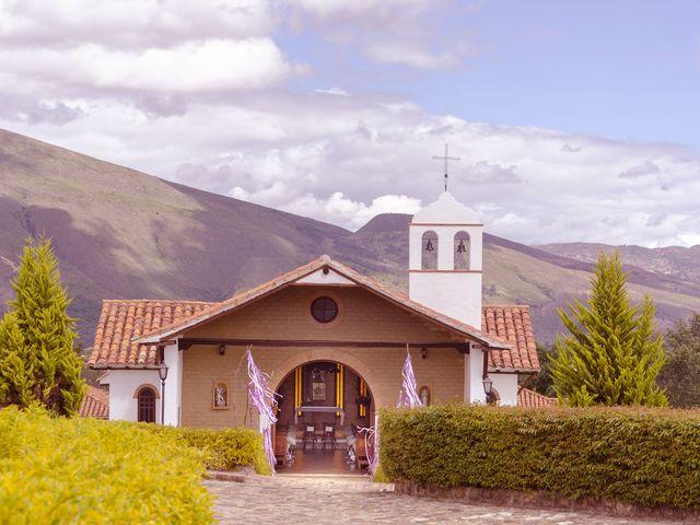 El matrimonio de Manuel y Jenny en Villa de Leyva, Boyacá 14
