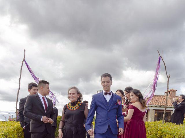 El matrimonio de Manuel y Jenny en Villa de Leyva, Boyacá 29