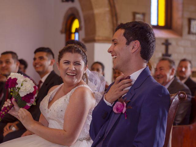 El matrimonio de Manuel y Jenny en Villa de Leyva, Boyacá 41