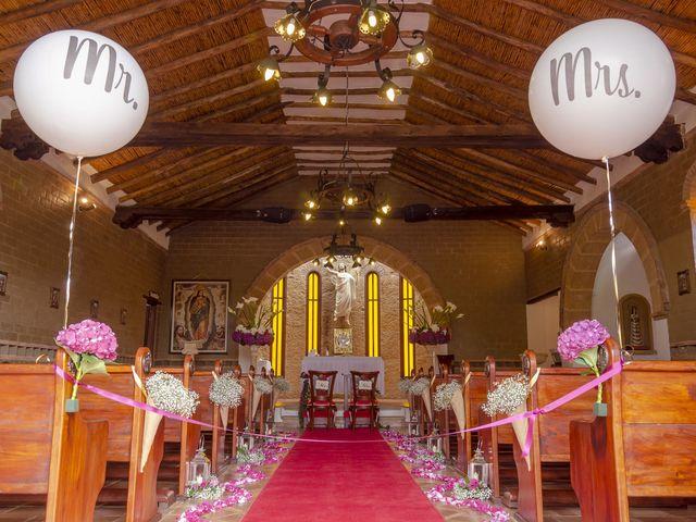 El matrimonio de Manuel y Jenny en Villa de Leyva, Boyacá 48