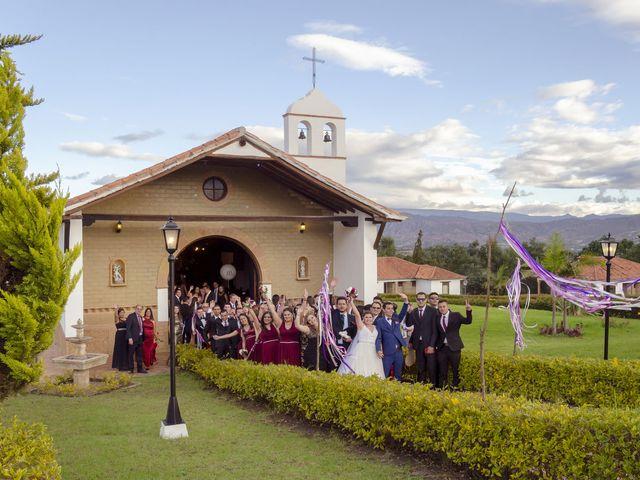 El matrimonio de Manuel y Jenny en Villa de Leyva, Boyacá 52