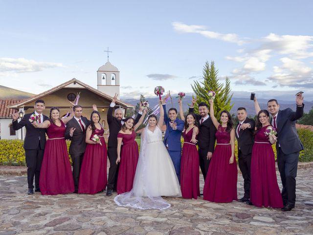 El matrimonio de Manuel y Jenny en Villa de Leyva, Boyacá 53