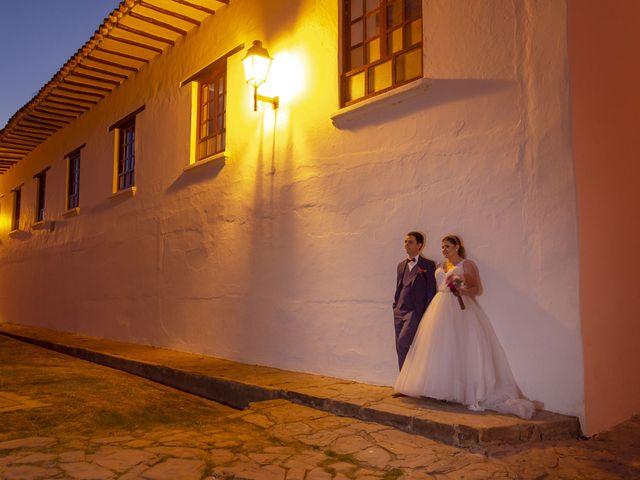 El matrimonio de Manuel y Jenny en Villa de Leyva, Boyacá 57