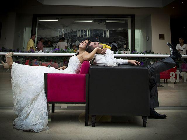 El matrimonio de Andrés y Carolina en Medellín, Antioquia 29