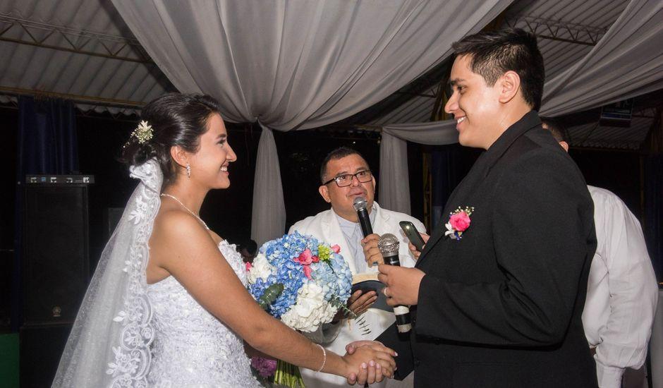 El matrimonio de Wiston y Nathalia en Villavicencio, Meta