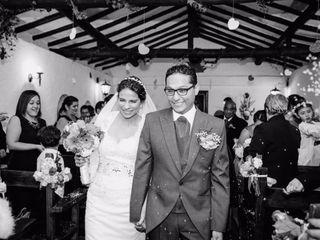 El matrimonio de Natalia y Rafael