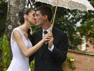 El matrimonio de Natalia y Alberto