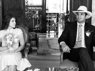 El matrimonio de Melissa y Johan 2