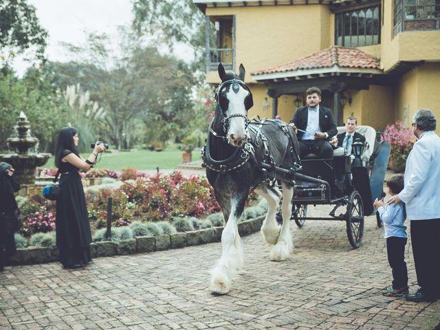 El matrimonio de Rafael y Natalia en Subachoque, Cundinamarca 2