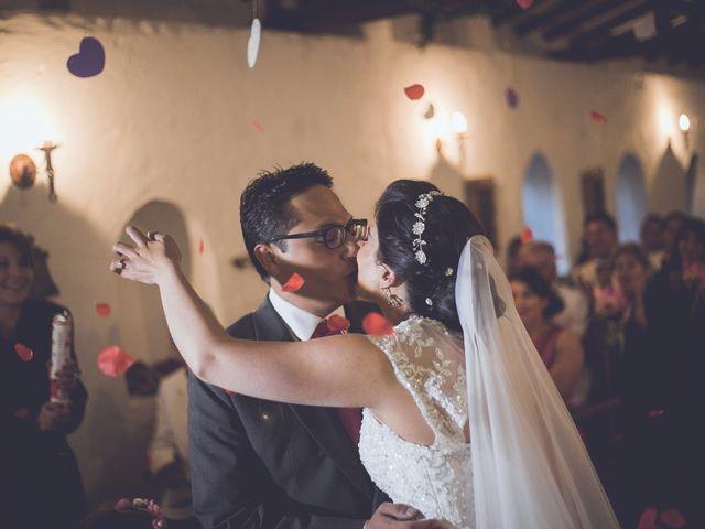 El matrimonio de Rafael y Natalia en Subachoque, Cundinamarca 15