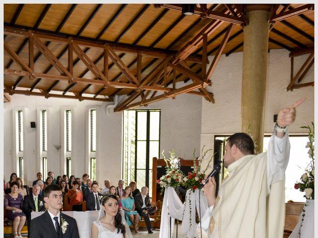 El matrimonio de Alberto y Natalia en Medellín, Antioquia 4