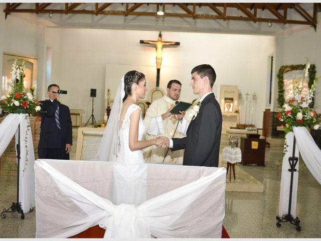 El matrimonio de Alberto y Natalia en Medellín, Antioquia 6