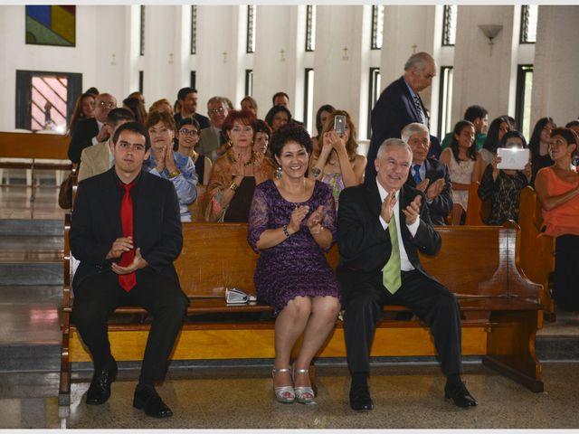 El matrimonio de Alberto y Natalia en Medellín, Antioquia 11