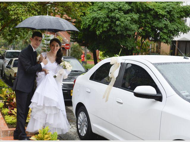 El matrimonio de Alberto y Natalia en Medellín, Antioquia 14