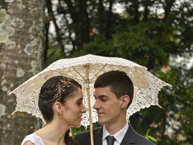 El matrimonio de Alberto y Natalia en Medellín, Antioquia 16