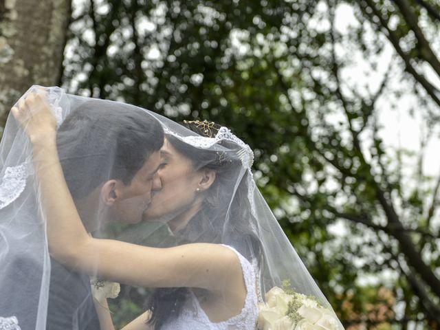 El matrimonio de Alberto y Natalia en Medellín, Antioquia 1